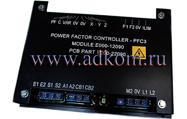 Power Factor Controller - PFC3 E000-22090